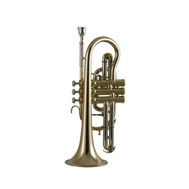 Besson Sovereign BE928-1 B flat cornet (lacquer) thumbnail