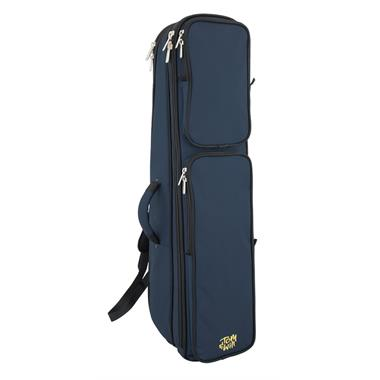 Tom & Will tenor trombone blue gig bag thumbnail