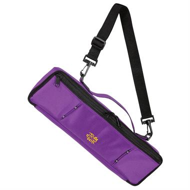 Tom & Will flute case cover (purple) thumbnail