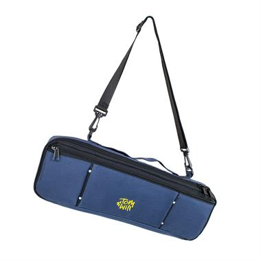Tom & Will flute case cover (navy blue) thumbnail