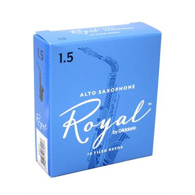 Rico Royal alto sax reed (box of 10) thumbnail