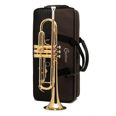 Catelinet CTR10 B-flat trumpet (lacquer) thumbnail