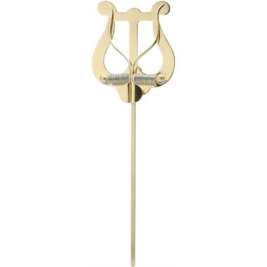 Lyre - medium, 2 levers (brass) 16cm thumbnail