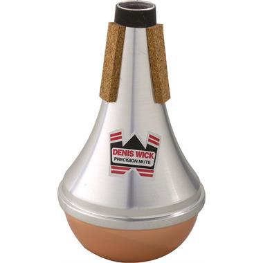 Denis Wick trumpet straight mute (copper) thumbnail