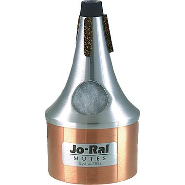 Jo-Ral trumpet bucket mute (copper) thumbnail