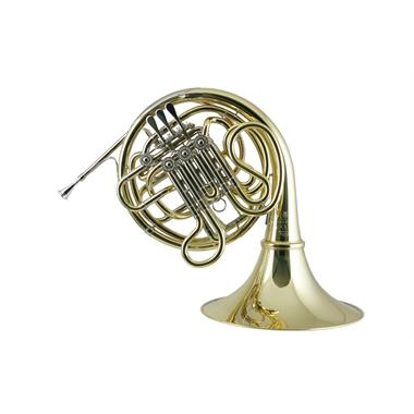 Hans Hoyer 6801 French horn (lacquer) detachable bell thumbnail