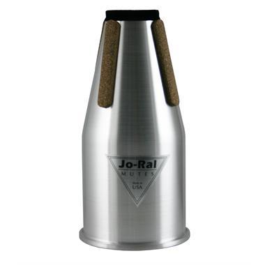 Jo-Ral French horn straight mute (aluminium) thumbnail