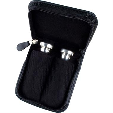 Protec 2-piece trumpet/small mouthpiece pouch (leather) thumbnail