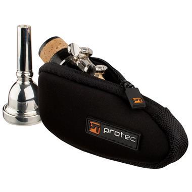 Protec trombone mouthpiece pouch (neoprene) thumbnail