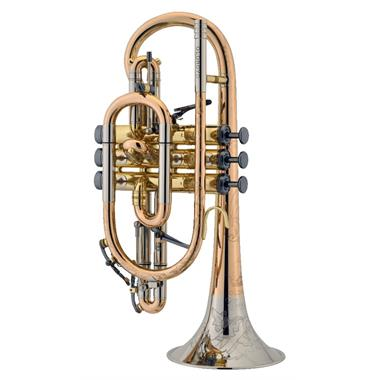 Geneva Cardinal B flat cornet (lacquer) thumbnail