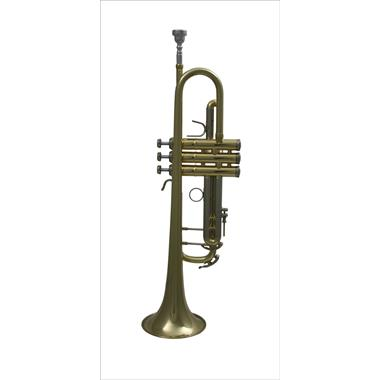 B&S Challenger I B flat trumpet (lacquer) thumbnail