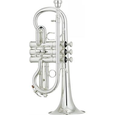 Yamaha Neo YCR8620S soprano cornet (silver) thumbnail