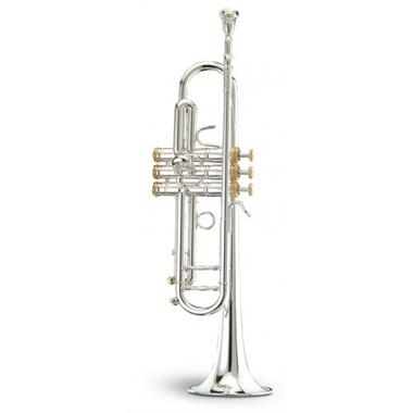 Stomvi Elite 250-ML B flat trumpet (silver) thumbnail
