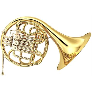 Yamaha YHR567 French horn (lacquer) thumbnail