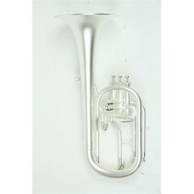 Besson Sovereign Anniversary BE950-2M tenor horn (satin silver) thumbnail