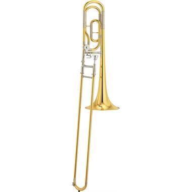 Yamaha YSL640 B flat/F tenor trombone (lacquer) thumbnail