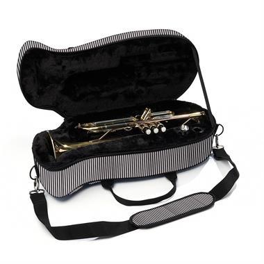 Beaumont trumpet case (pinstripe) thumbnail