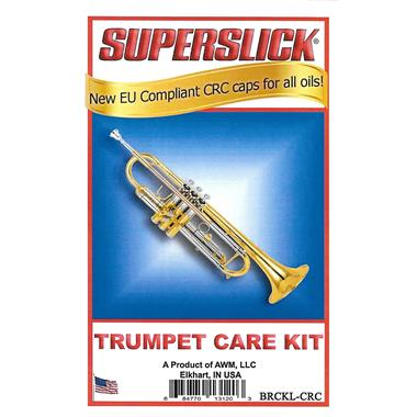 Superslick trumpet care kit (lacquer instruments) thumbnail