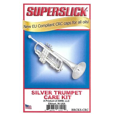 Superslick trumpet care kit (silver instruments) thumbnail