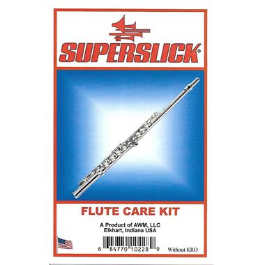 Superslick flute care kit thumbnail