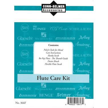 Flute care kit - Conn-Selmer thumbnail