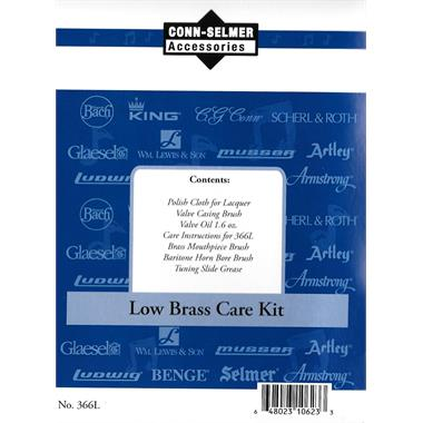 Conn-Selmer low brass care kit thumbnail