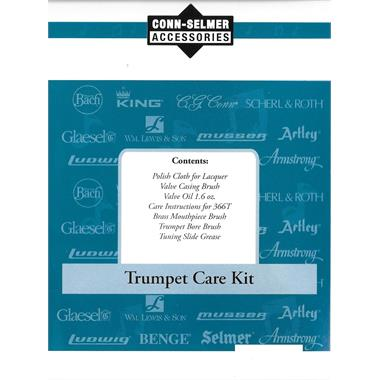 Conn-Selmer trumpet care kit thumbnail