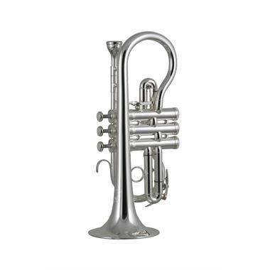Besson BE924R-2 soprano cornet (silver) thumbnail