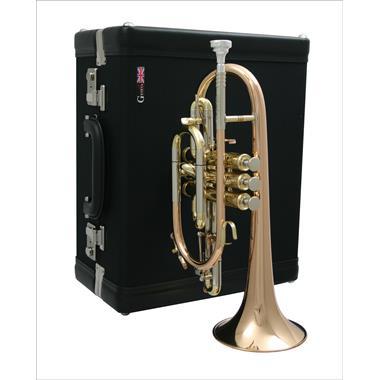 Geneva Symphony B flat cornet (lacquer) thumbnail