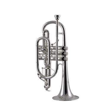 Catelinet CCR15S B flat cornet (silver) thumbnail
