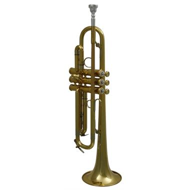 AMR Custom B-flat trumpet (lacquer) thumbnail