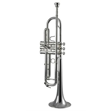 Schagerl Academica TR600S B-flat trumpet (silver) thumbnail