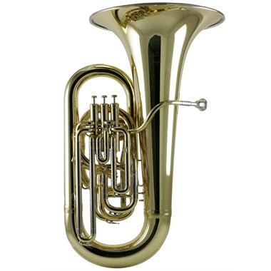 Besson Sovereign BE982-1 E-flat tuba (lacquer) thumbnail