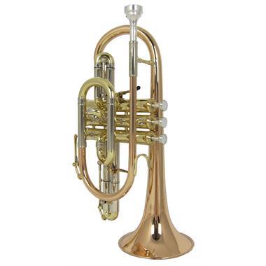 Amati Heritage AHC-L B flat cornet (lacquer) thumbnail
