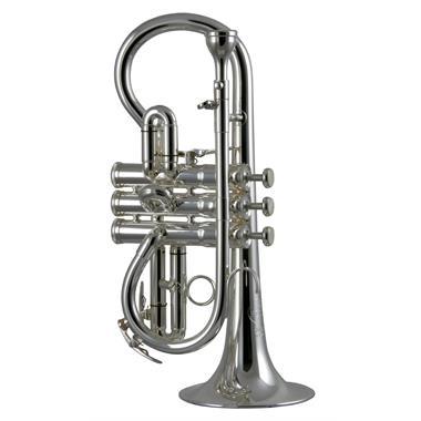 Besson 924R soprano cornet (silver) thumbnail
