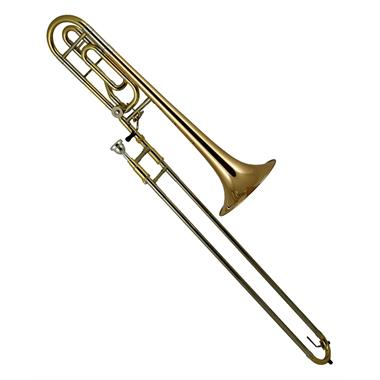 Eastman ETB420 B flat/F tenor trombone (lacquer) thumbnail