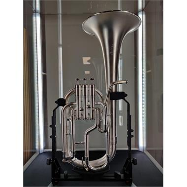 DEMO Besson Sovereign Anniversary BE950-2M tenor horn (satin silver) thumbnail