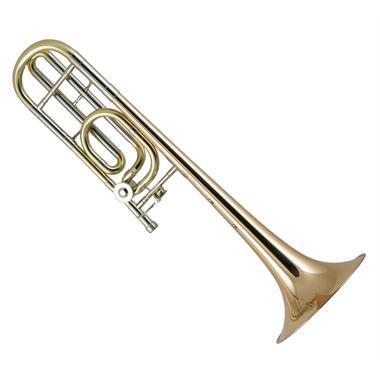 Conn 88H B flat/F tenor trombone (lacquer) thumbnail