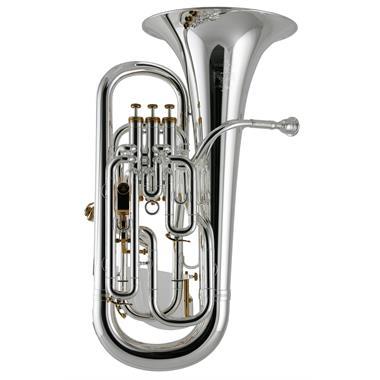 Besson Prestige 2052 euphonium (silver) thumbnail