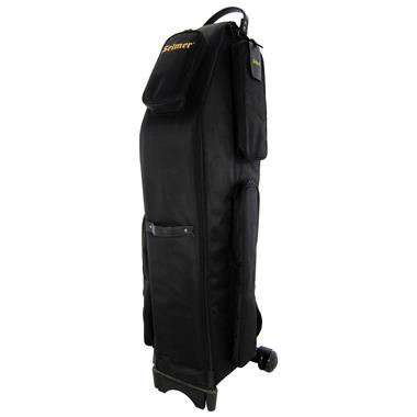 Bach Selmer wheelie baritone saxophone case (synthetic) thumbnail