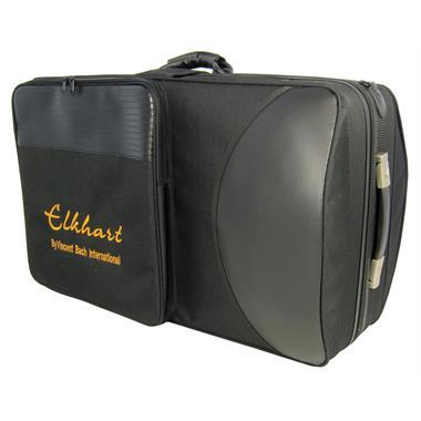 Elkhart wheeled student euphonium case thumbnail