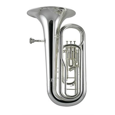 Catelinet CTU12S E flat tuba (silver) thumbnail