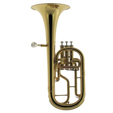 Catelinet HC50 tenor horn (lacquer) thumbnail