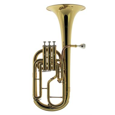 Catelinet HC50 tenor horn (lacquer) thumbnail