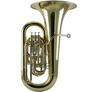 Besson Sovereign 981 E-flat tuba (lacquer) thumbnail