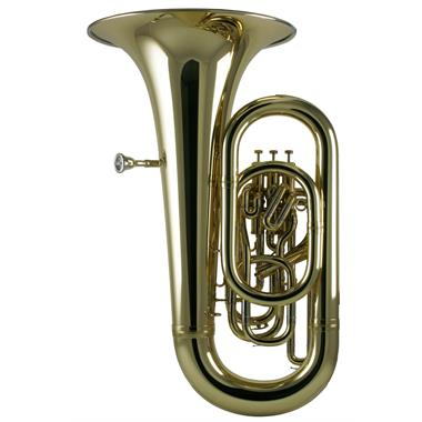 Besson Sovereign BE981-1 E-flat tuba (lacquer) thumbnail