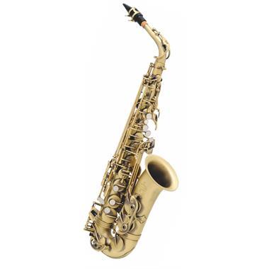 Buffet 400 alto saxophone (matt lacquer) thumbnail