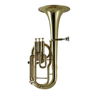Yamaha Neo YAH803 tenor horn (lacquer) thumbnail