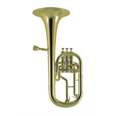 Besson Sovereign 950 tenor horn (lacquer) thumbnail
