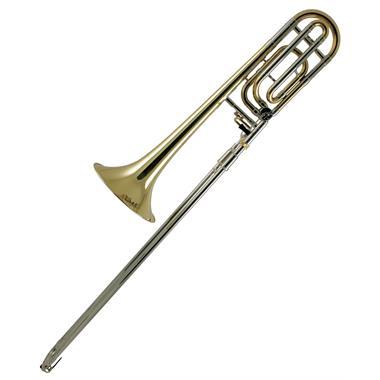 Catelinet CTB12ML B-flat/F tenor trombone (lacquer) thumbnail